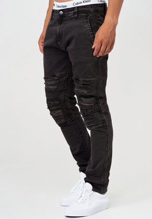 ROTH - Slim fit jeans - raven