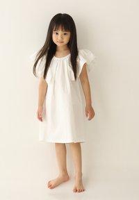 Rora - Korte jurk - white - 1
