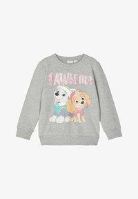 Name it - PAW PATROL - Sweatshirt - grey melange - 0