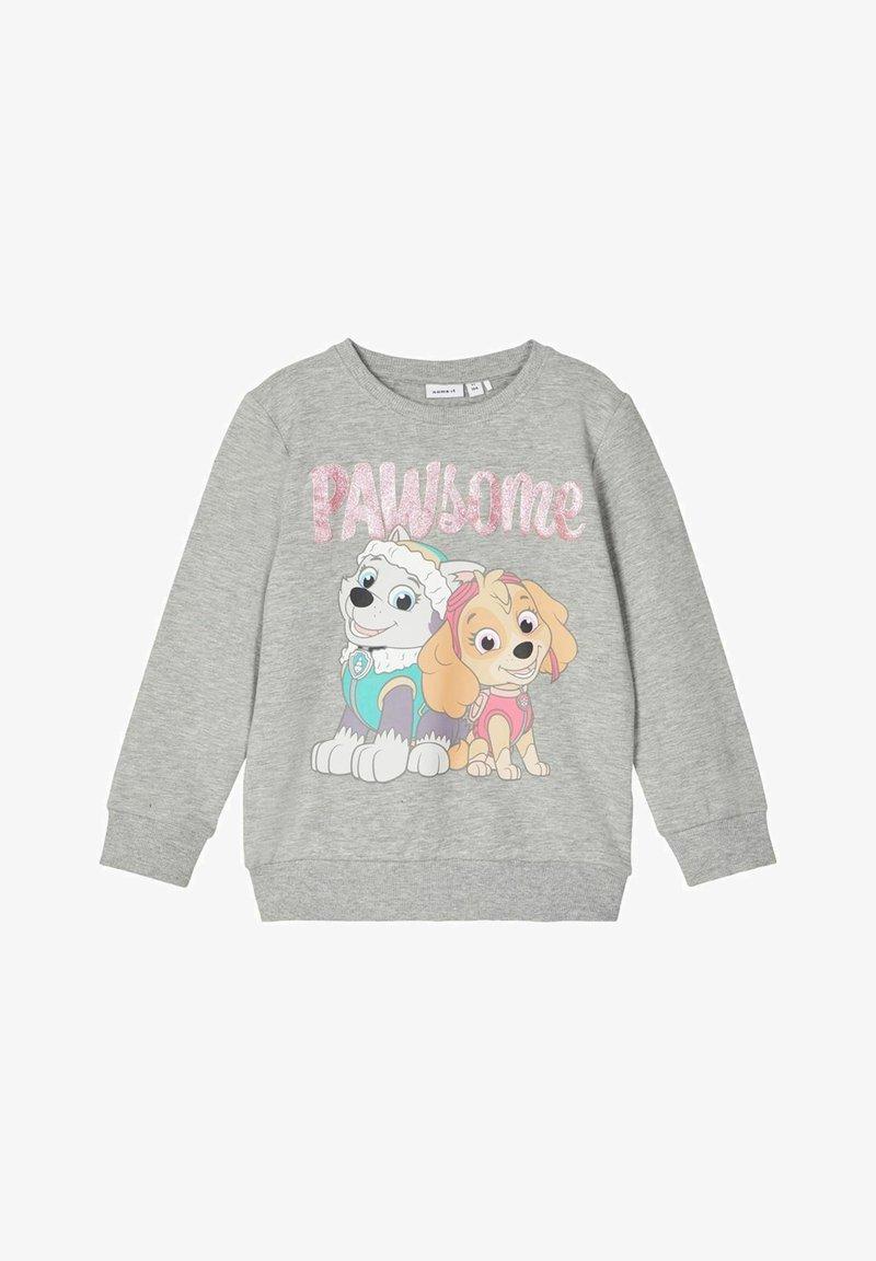 Name it - PAW PATROL - Sweatshirt - grey melange