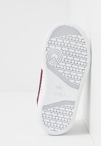 adidas Originals - CONTINENTAL 80  - Zapatillas -  footwear white/scarlet - 5