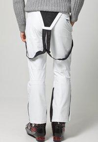 CMP - MAN PANT - Zimní kalhoty - bianco - 3