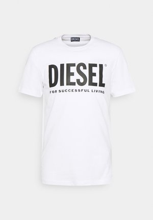 DIEGOS ECOLOGO UNISEX - Print T-shirt - white