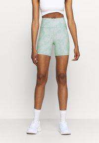 Cotton On Body - REVERSIBLE BIKE SHORT - Leggings - mint chip - 3