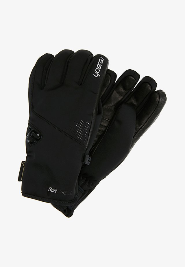 PAULINE GTX® - Gloves - black/silver
