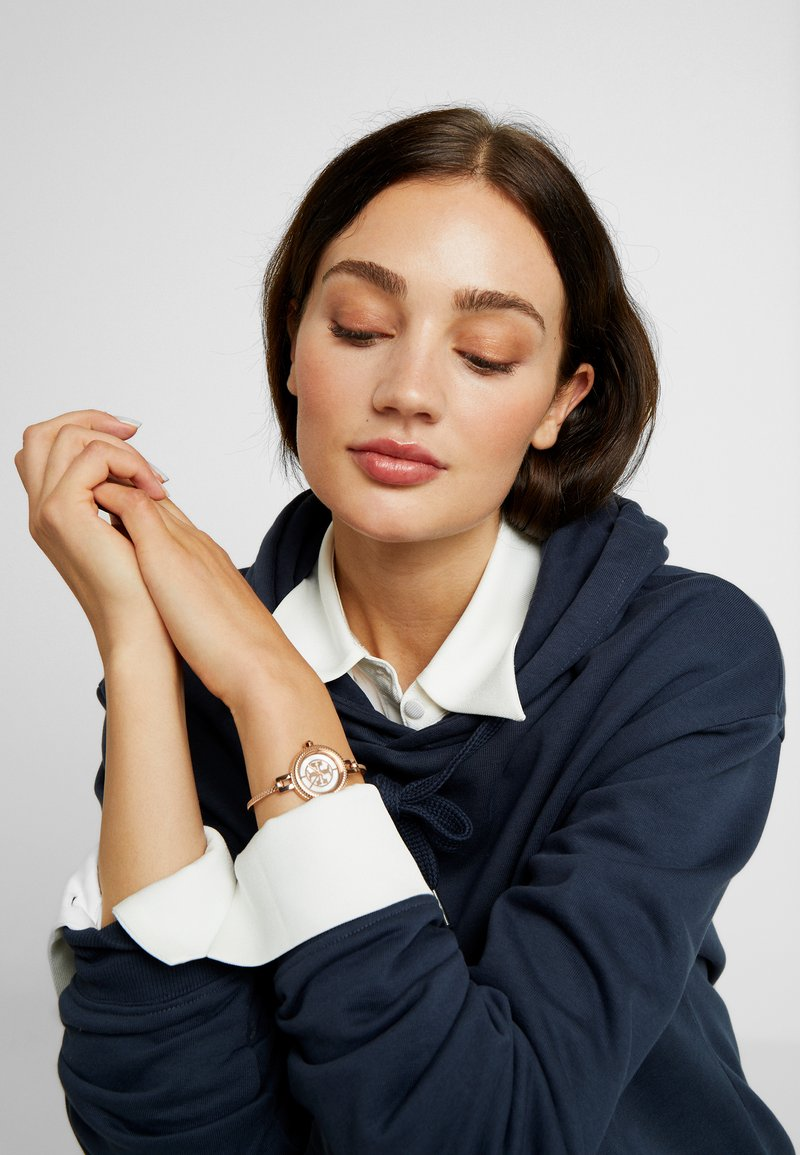 Tory Burch - THE REVA - Watch - rose gold-coloured
