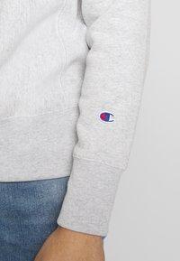 Champion Reverse Weave - BASICS CREWNECK - Sweatshirt - light grey - 3