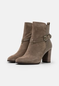 Tamaris - BOOTS - Classic ankle boots - taupe - 2
