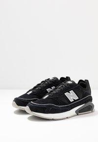New Balance - X-RACER - Sneakers - black - 4