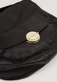 Abro - Handbag - black/gold - 6
