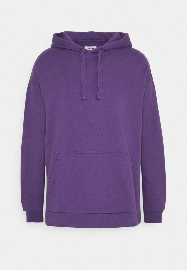 Luvtröja - purple