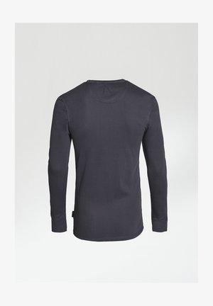 DAMIAN-B - Long sleeved top - grey