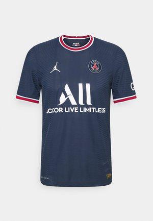 PARIS ST. GERMAIN - Club wear - midnight navy/university red/white