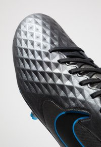 Nike Performance - TIEMPO LEGEND 8 ACADEMY MG - Moulded stud football boots - black/blue hero - 5