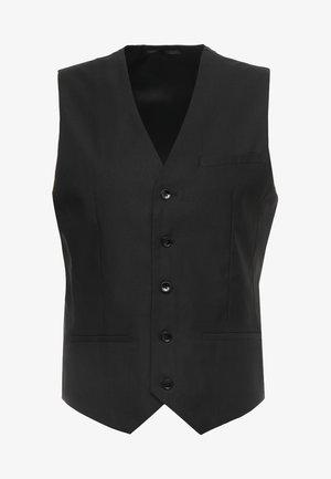 NUGIAMAURY - Vesta do obleku - noir