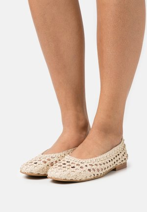 SERLY - Ballet pumps - beige