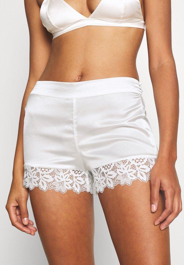 ROMARIN SHORT - Pantaloni del pigiama - ecru