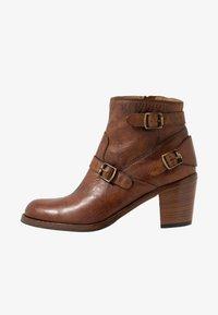 Belstaff - TRIALMASTER SHORT - Ankle boots - cognac - 1