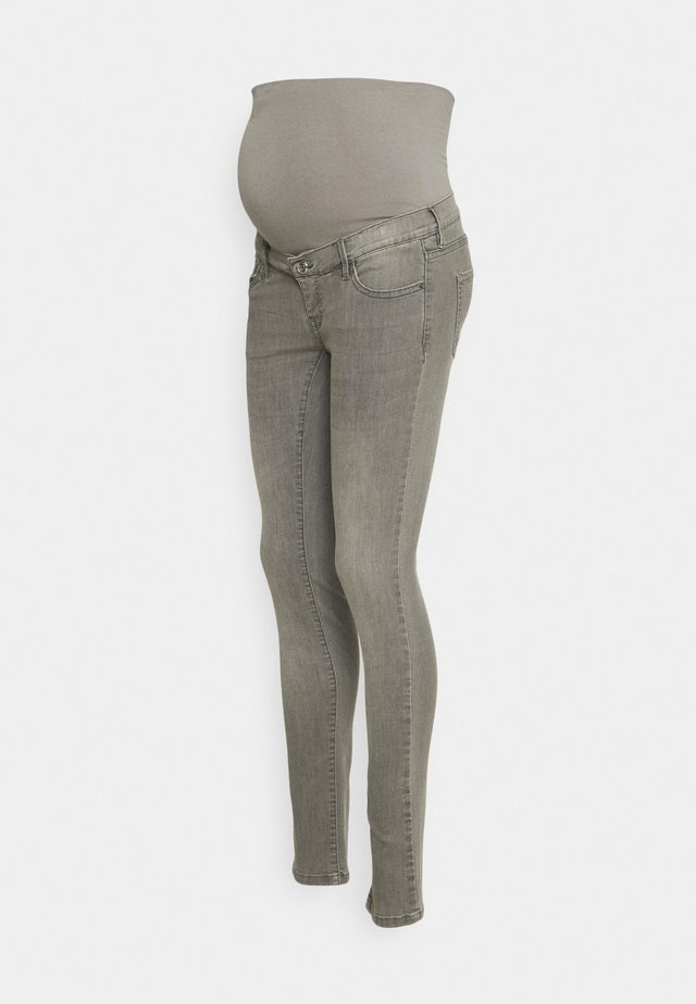 AVI AGED GREY - Jeans Skinny Fit - aged grey