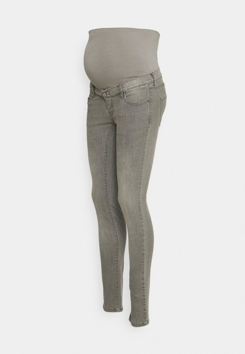 Noppies - AVI AGED GREY - Jeans Skinny Fit - aged grey