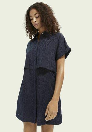 Shirt dress - night