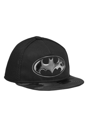 BATMAN CAP - Kšiltovka - black