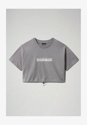 S BEATNIK - T-shirt med print - blue