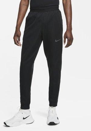 Tracksuit bottoms - black/dark grey
