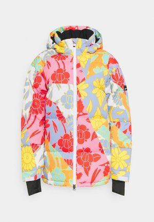 ROWLEY PUFFER - Snowboard jacket - multi-coloured