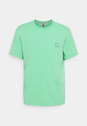 MARK - T-shirt imprimé - jade cream