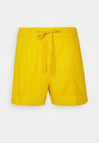 GAP - PULL ON UTILITY SOLID - Shorts - lemon curry - 3