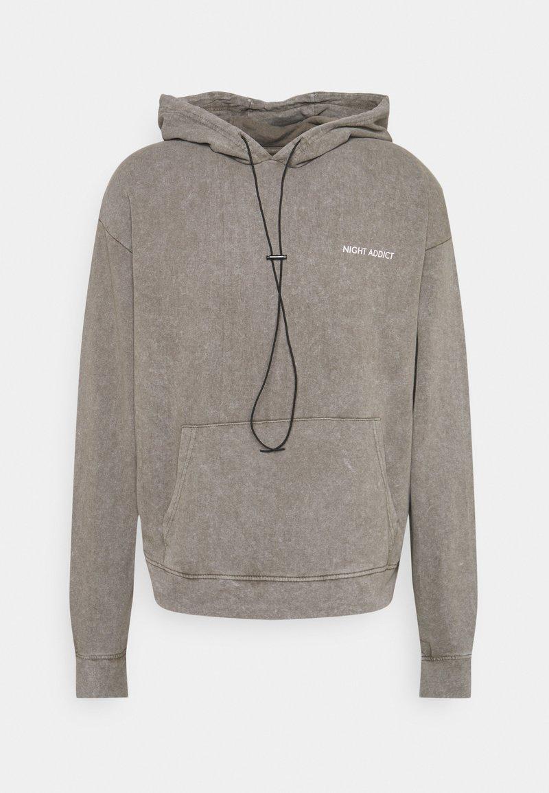 Night Addict - Sweatshirt - charcoal