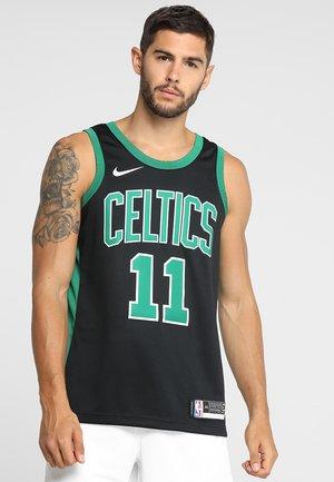 BOSTON CELTICS NBA SWINGMAN - Club wear - black/clover