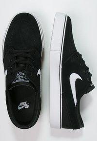 Nike SB - STEFAN JANOSKI - Sneakers laag - black/white - 1