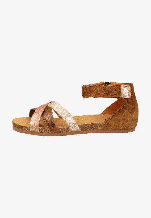 Sandales - oak/kombi