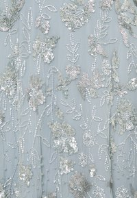 Adrianna Papell - BEADED COVERED COCKTAIL LONG - Galajurk - blue heather - 2