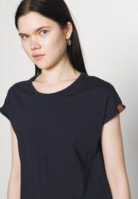 Ragwear - DIONE - T-shirt basic - navy - 3