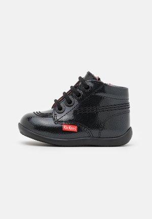 BILLISTA ZIP - Lace-up ankle boots - noir