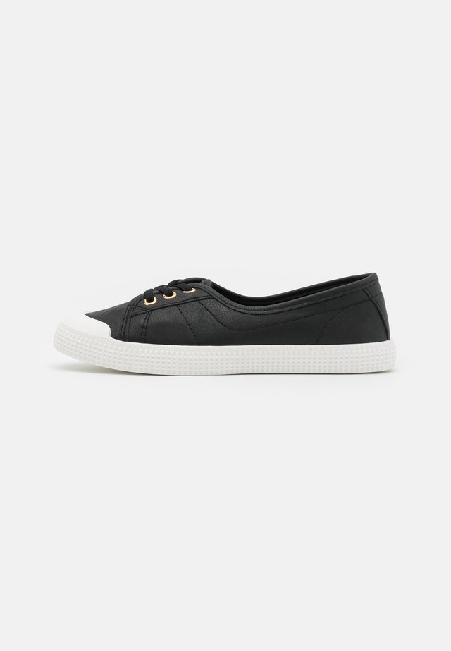 MAJOR  - Sneakers laag - black