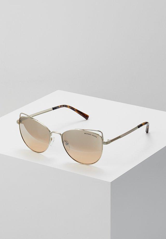 ST. LUCIA - Okulary przeciwsłoneczne - lite goldcoloured