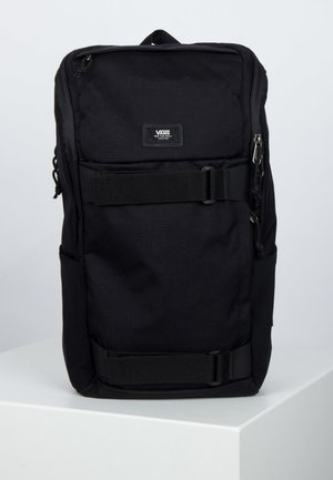 UA OBSTACLE SKATEPACK - Mochila - black rips
