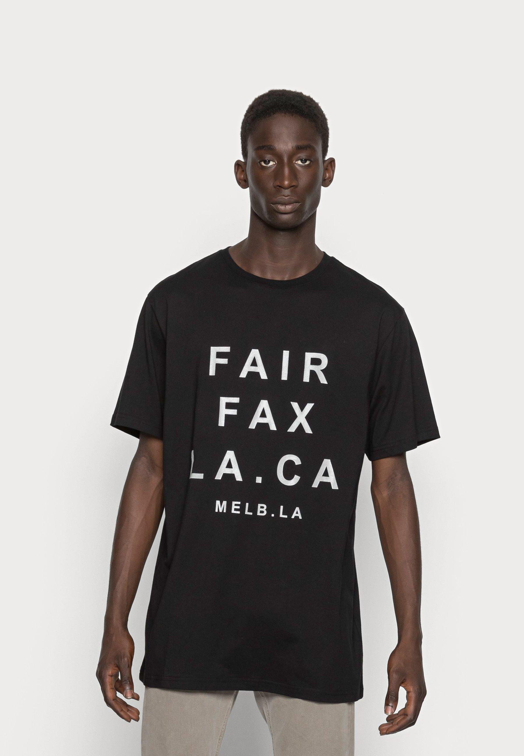 Homme QUARTZ - T-shirt imprimé