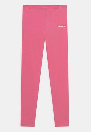 LEGGINGS - Leggings - Trousers - rose tone
