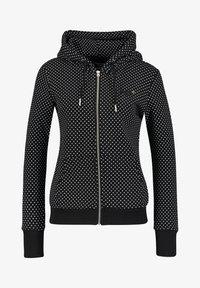 Superdry - MIT KAPUZE - Zip-up hoodie - schwarz - 0