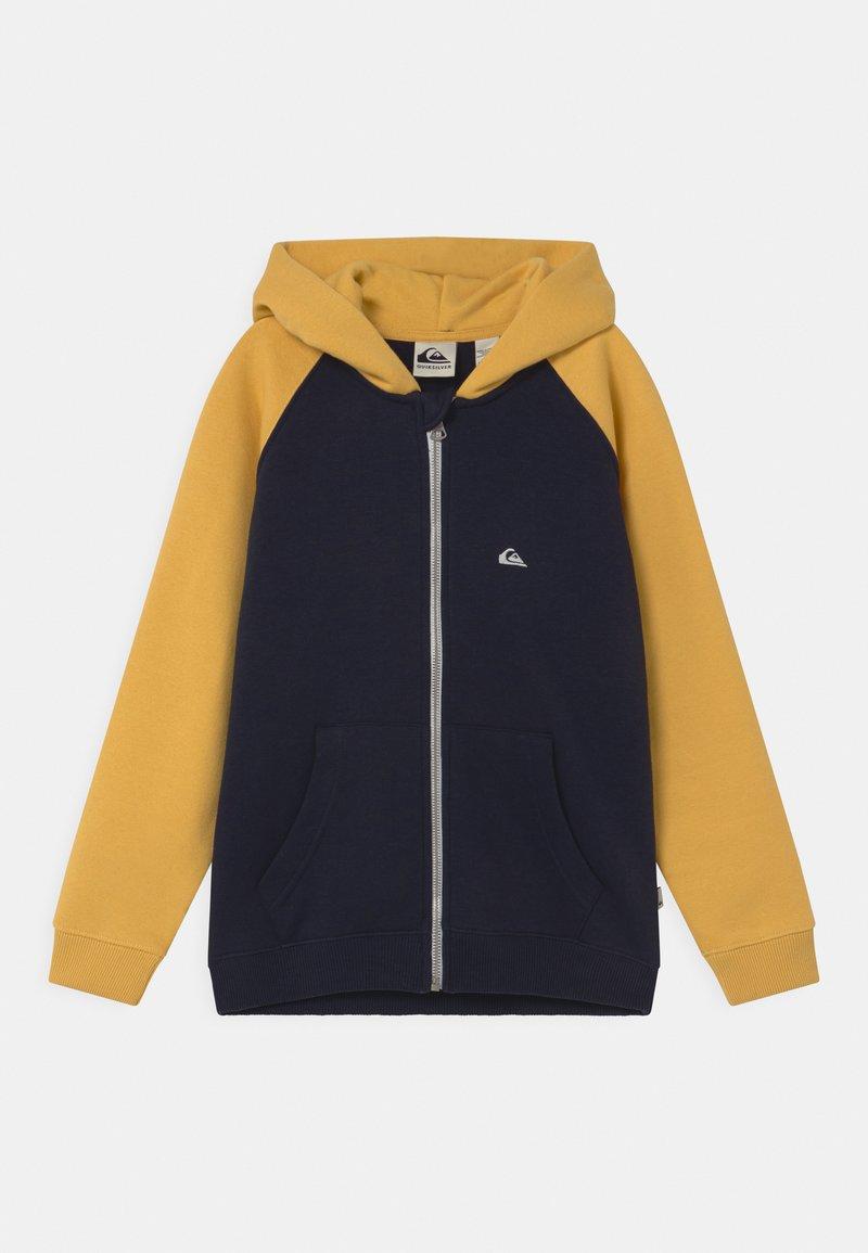 Quiksilver - EASY DAY ZIP YOUTH - Zip-up sweatshirt - rattan