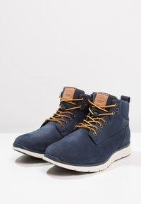 Timberland - KILLINGTON CHUKKA - Lace-up ankle boots - black iris - 2