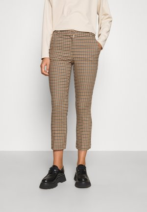 PROSSIMA - Trousers - camel