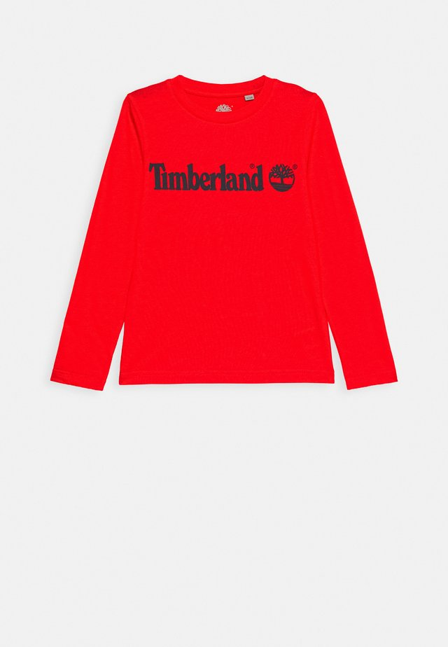 LONG SLEEVE - Longsleeve - bright red