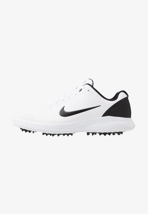 INFINITY G - Golf shoes - white/black