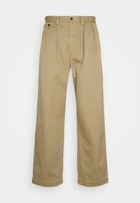Polo Ralph Lauren - RELAXED FIT BRITON PANT - Broek - burmese tan - 0